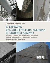 Il restauro dell'architettura moderna in cemento armato