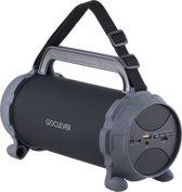 GOCLEVER SOUND TUBE ROCKET 13 W 2.1 portable speaker system Zwart, Grijs