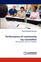 Performance of Community Lay Counselors