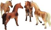 Paardenset 4Delig Kids Globe 1:32