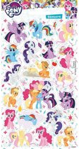 Kinder stickers - Stickervel My Little pony thema groot