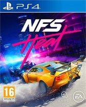 Cover van de game Need for Speed: Heat - PlayStation 4