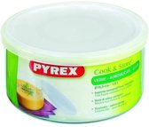 Pyrex  Cooking & Storage All in One  Schaal - Borosilicaatglas - Ø 16 cm - 1.6 l - Incl. Deksel