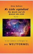 Wo Liebe Explodiert - Das Gesetz Und Die Genesis Der Liebe Band 1
