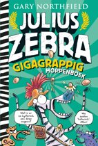 Julius Zebra - Julius Zebra - Gigagrappig moppenboek