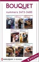 Bouquet e-bundel nummers 3473-3480, 8-in-1