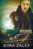The Thought Pushers (Mind Dimensions Book 2)