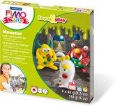 "Fimo kids Form&Play ""Monster"""