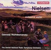 Nielsen: Orchestral Works / Rozhdestvensky, Danish NRSO