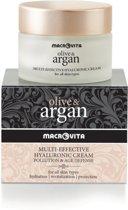 Macrovita Olive & Argan Hyaluronzuur Gezichtscrème Age-Defense