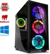Vibox Gaming Desktop Pyro GS760-7 - Game PC