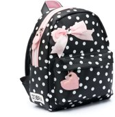 Zebra Trends Dots kinderrugzak S black
