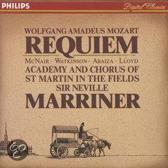Mozart: Requiem / Marriner, McNair, Watkinson, Araiza, Lloyd, ASMF