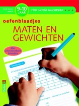 Tijd Voor Huiswerk - Maten en gewichten | Oefenblaadjes | 9-10 jaar