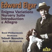 Edward Elgar: Enigma Variations/Nursery Suite/...