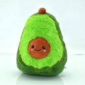 Avocado knuffel - Super schattig knuffeldier in de vorm van een avocado - 20cm