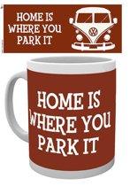 Merchandisehouse VW Camper Home mok
