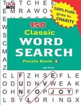 150 Classic Word Search Puzzle Book