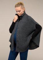 Poncho Idea - Grey (977), XS/S