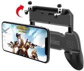 Cover van de game Universele Mobiele Telefoon Gamepad Controller - Smartphone game knoppen - PUBG - Fortnite - Geschikt voor alle smartphones!