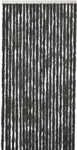 Kattenstaart - 90x220 cm - Zwart