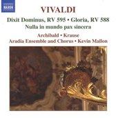 Vivaldi:Dixit Dominus,Rv 595,G