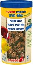 Sera gvg nature marin 1000 ml natuurlijk voer voor zeewatervissen zonder bewaarmiddelen