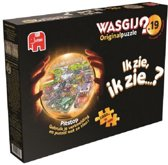 Wasgij Original 19 Pitstop- Puzzel - 1000 stukjes