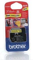 Brother M-K631BZ labelprinter-tape