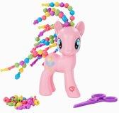My Little Pony Pinkie pie met kralen haar