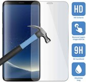 Samsung Galaxy A6 2018 - Screenprotector - Tempered glass