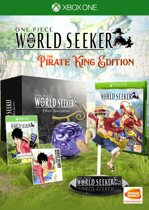 One Piece World Seeker (The Pirate King Edition) Xbox One