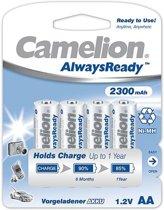 Camelion NH-AA2300ARBP4 Rechargeable battery Nikkel-Metaalhydride (NiMH)