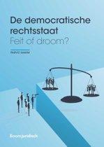 Boom Juridische studieboeken - De democratische rechtsstaat