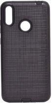 Teleplus Samsung Galaxy M20 Youyou Silicone Case Black hoesje