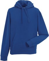 Russell Authentic Hoodie voor Heren Kobalt Blauw XXL
