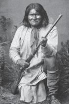 Geronimo in 1887, Native American Indian Apache Journal