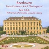 Beethoven Konzert 4+5