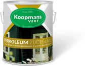 Koopmans Perkoleum Beits Donkerbruin 210 Dekkend Zijdeglans 0,75 Liter
