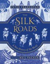 Boek cover The Silk Roads van Peter Frankopan (Onbekend)