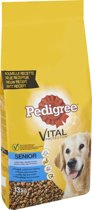 Pedigree Vital Protection Senior - Kip Met Rijst - Hondenvoer - 13 kg