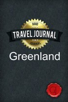 Travel Journal Greenland