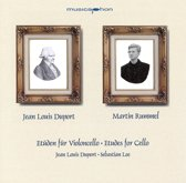 Duport, Lee: Etudes for Cello