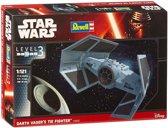 Revell Darth Vader's TIE Fighter 1:121 Montagekit Ruimteveer