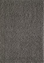 Hoogpolig Shaggy Vloerkleed Loca 67x230 CM - Grijs