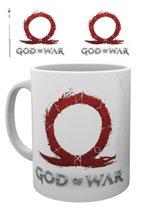 God of War Logo Mug