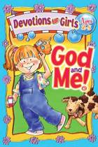 God and ME Devotions for Girls 2-5.