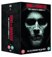 Sons Of Anarchy - Seizoenen 1-7 Complete (Import)