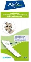 Ruby Care Honden maandverband - medium