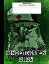 Kindergarten Dude